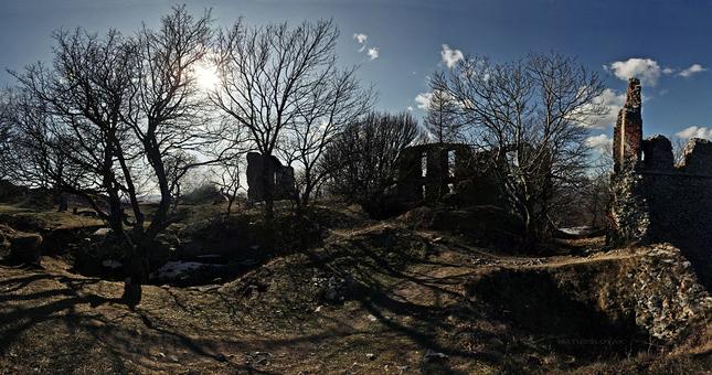 Pajštún, Borinka