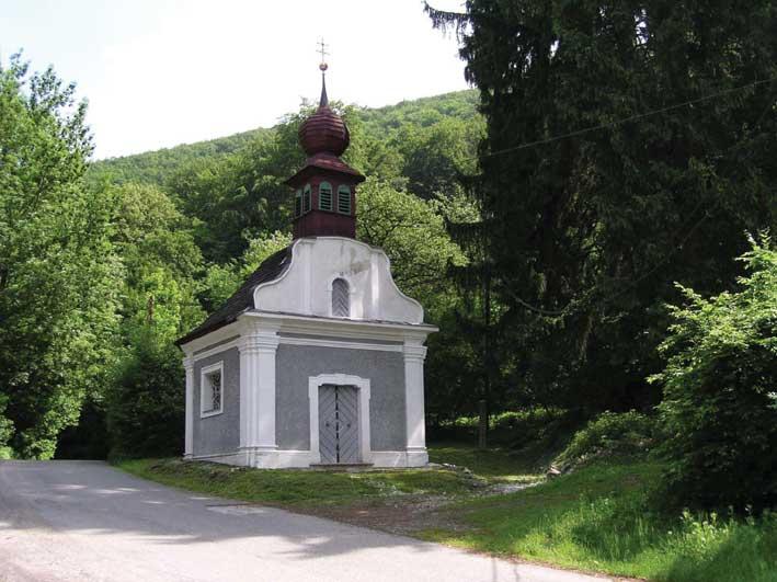 Kaplnka Sv. Michala, Medené Hámre