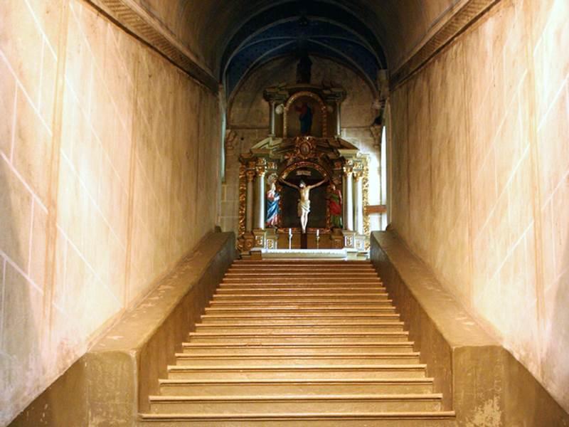 Sväté Schody, Malacky